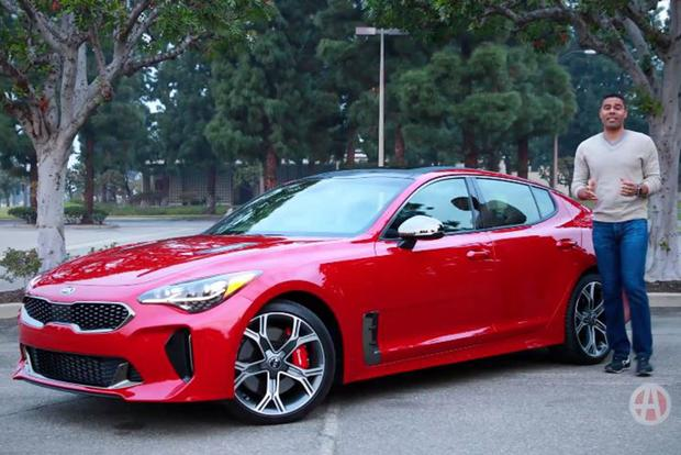 Video | 2018 Kia Stinger GT: 60-Second Stats featured image large thumb1