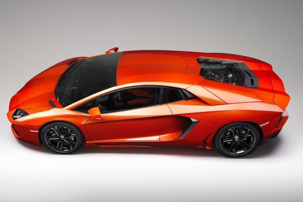2012 Lamborghini Aventador LP700-4: New Car Review featured image large thumb0