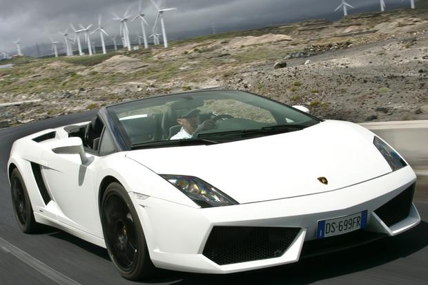 2013 Lamborghini Gallardo: Overview featured image large thumb0
