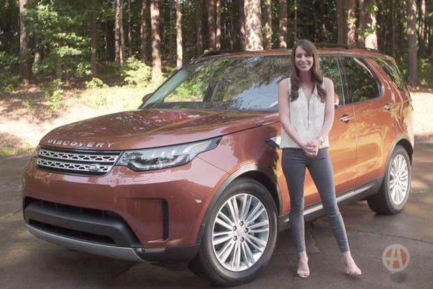2017 Land Rover Discovery Td6 Real World Review Video