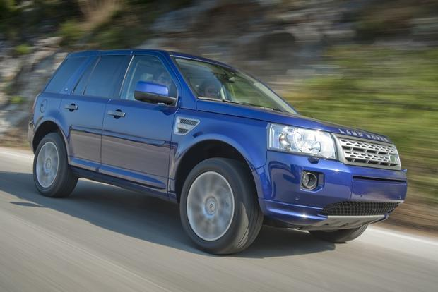 2012 Land Rover LR2: New Car Review featured image large thumb0