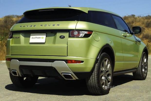 2013 Range Rover Evoque: New Car Review - Video featured image large thumb1