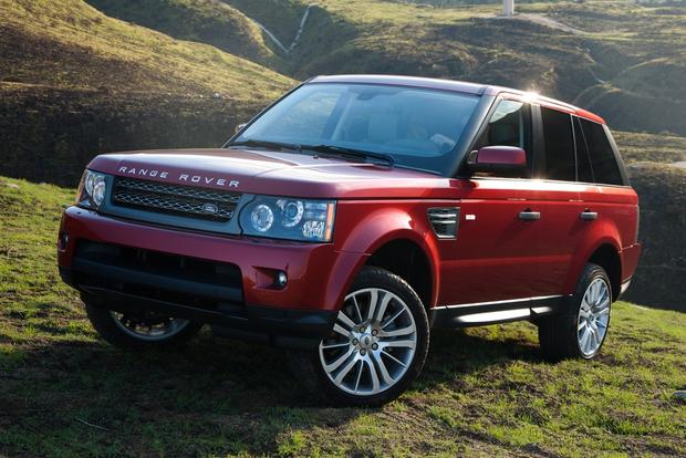 2012 Land Rover Range Rover Sport: New Car Review featured image large thumb0