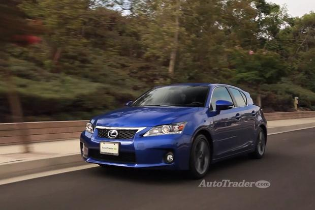 2013 Lexus CT200h: 5 Reasons to Buy - Video featured image large thumb1