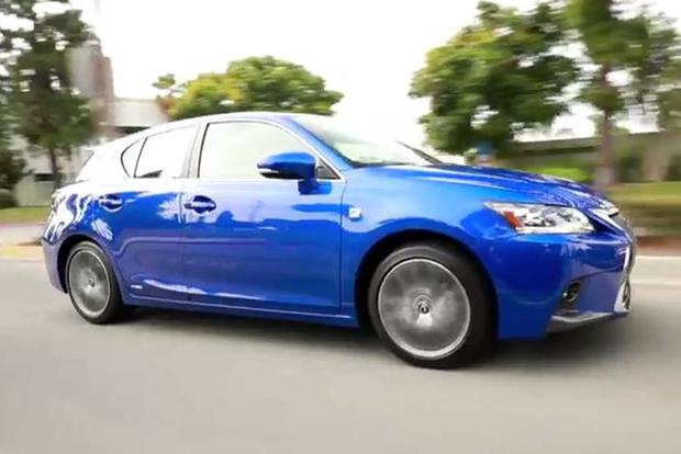 2016 Lexus CT200h: 5 Reasons to Buy - Video featured image large thumb1