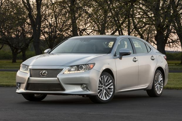 2013 Lexus ES: First Drive featured image large thumb0