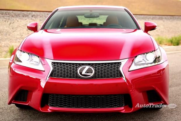 2014 Lexus GS 350 F SPORT: 5 Reasons to Buy featured image large thumb1