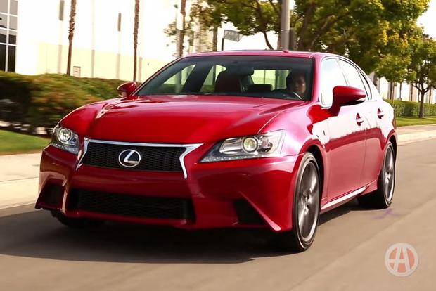 2015 Lexus GS 350 F Sport: 5 Reasons To Buy   Video Featured Image Large