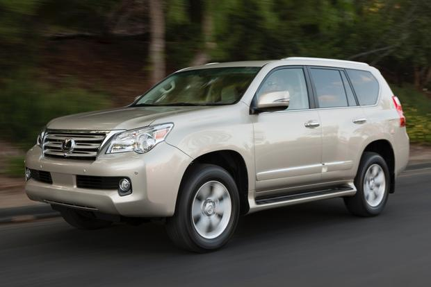 2012 lexus gx 460 new car review autotrader. Black Bedroom Furniture Sets. Home Design Ideas