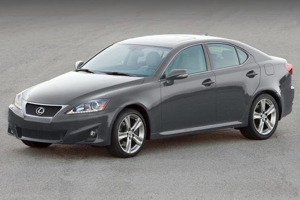 2012 Lexus IS: New Car Review featured image large thumb0