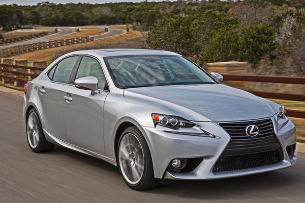 2015 Lexus IS 250: Real World Review featured image large thumb0