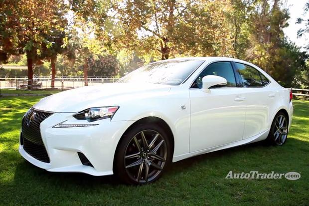 2015 Lexus IS 250: 5 Reasons to Buy - Video featured image large thumb1