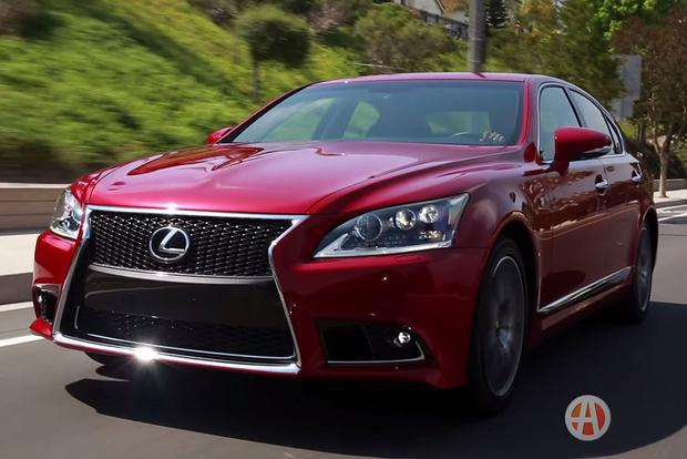 2015 Lexus LS 460: 5 Reasons to Buy - Video featured image large thumb1