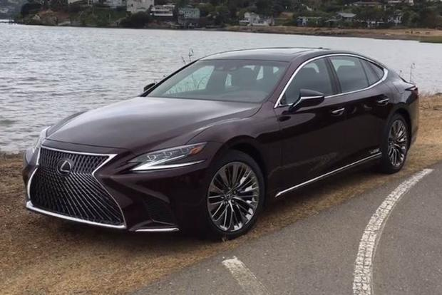 2018 Lexus Ls First Drive Video Autotrader