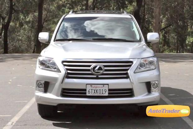 2013 Lexus LX570: New Car Review - Video featured image large thumb1