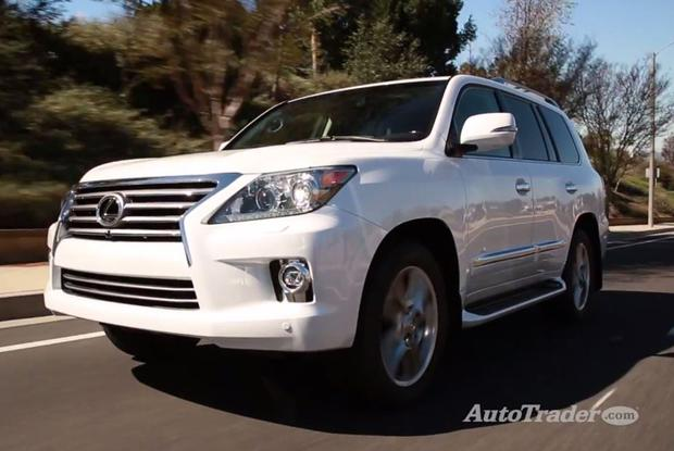 2015 Lexus LX 570: 5 Reasons to Buy - Video featured image large thumb1