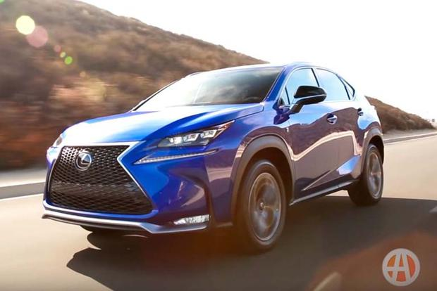 2016 Lexus NX 200t: 5 Reasons to Buy - Video featured image large thumb1