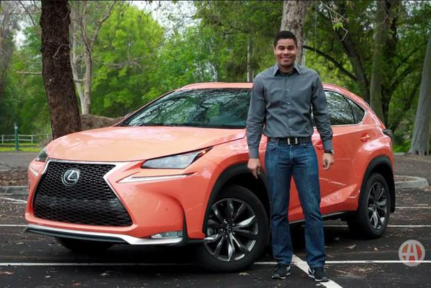 2017 Lexus NX: 5 Reasons to Buy - Video featured image large thumb1