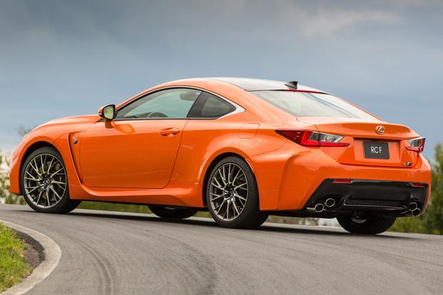 2015 Lexus RC F: First Drive Review featured image large thumb0