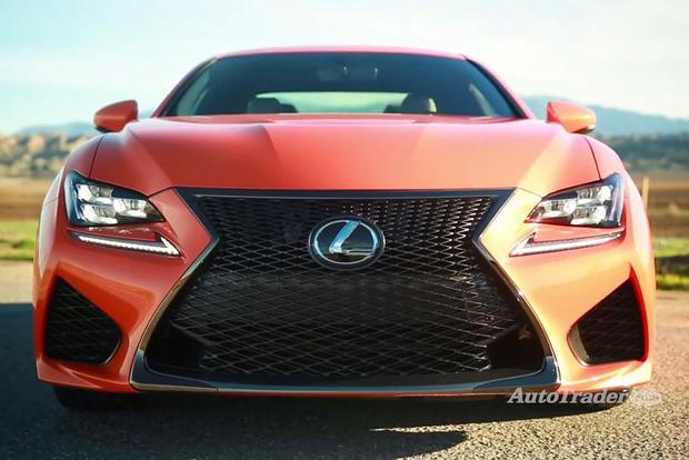 2015 Lexus RC F: 5 Reasons to Buy - Video featured image large thumb1
