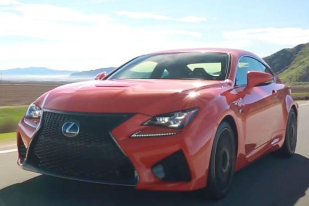 2016 Lexus RC F: 5 Reasons to Buy - Video featured image large thumb1