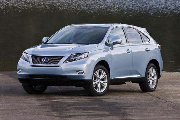 2012 Lexus RX: New Car Review featured image large thumb0