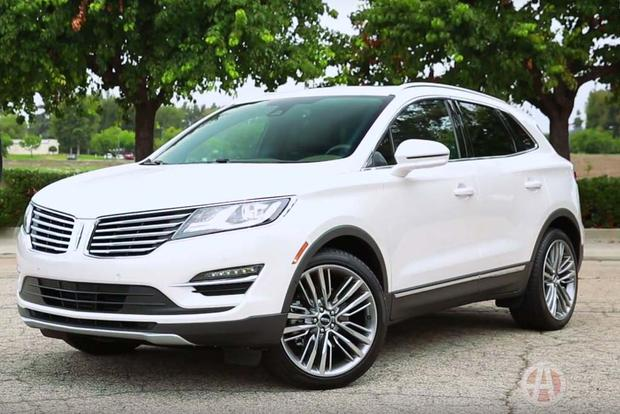 2016 Lincoln MKC: 5 Reasons to Buy - Video featured image large thumb1