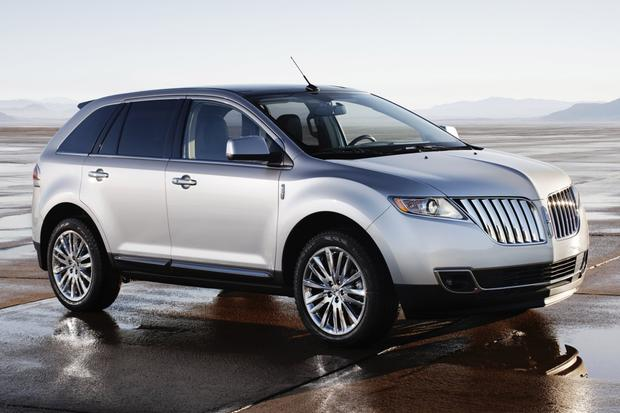 2012 Lincoln MKX: New Car Review featured image large thumb0