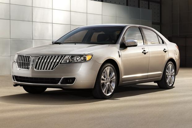 2012 Lincoln MKZ: New Car Review featured image large thumb0