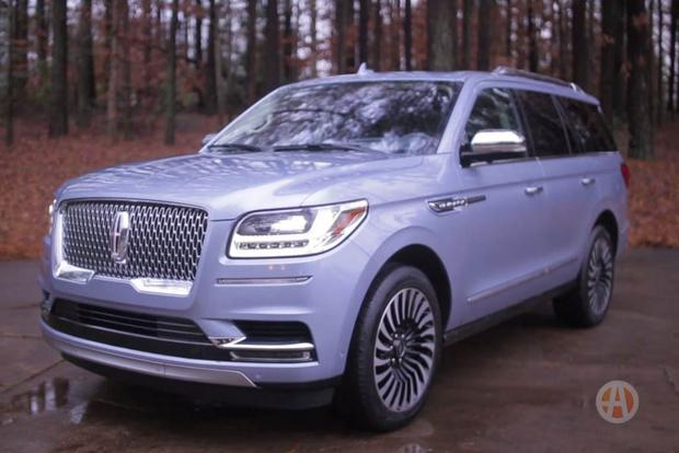 Video | 2018 Lincoln Navigator: Real World Review featured image large thumb1