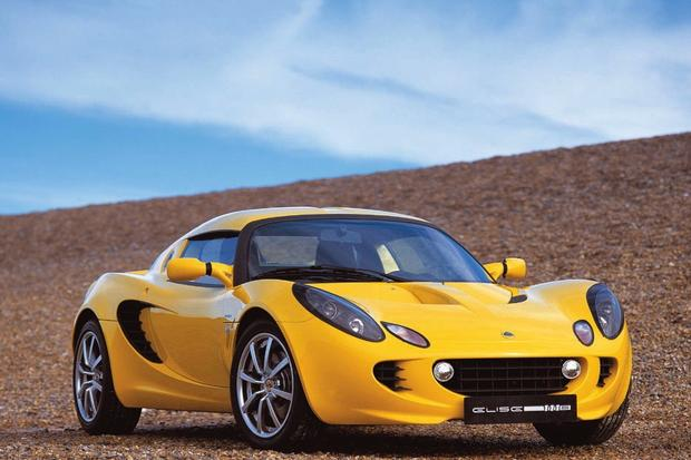 2011 Lotus Elise: Overview featured image large thumb0