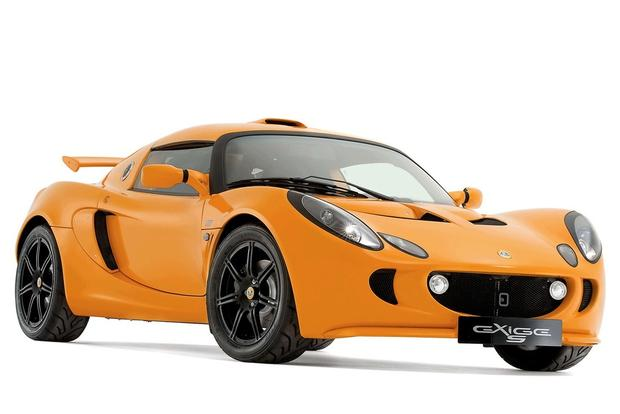 2011 Lotus Exige: Overview featured image large thumb0