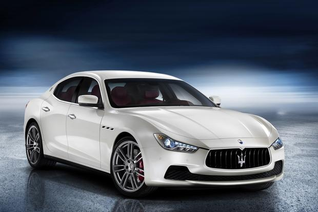 Maserati Ghibli: Overview featured image large thumb0