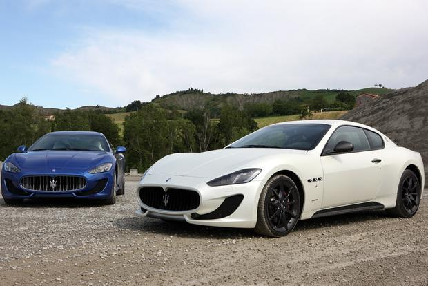 Superb 2014 Maserati GranTurismo: Overview Featured Image Large Thumb0