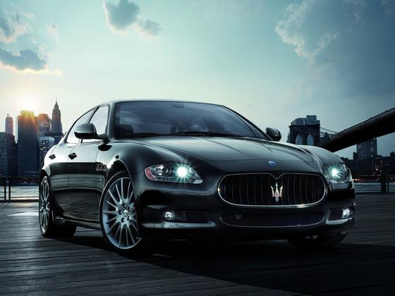 2013 Maserati Quattroporte: Overview featured image large thumb0