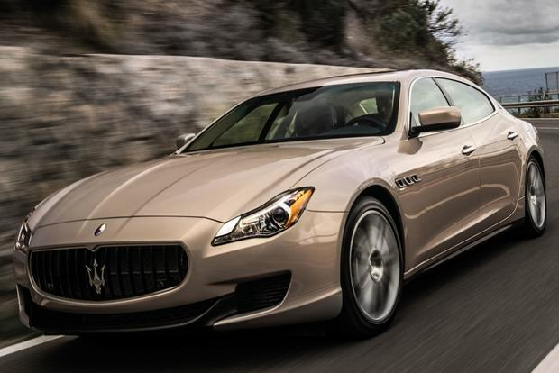 2014 Maserati Quattroporte: Overview featured image large thumb0