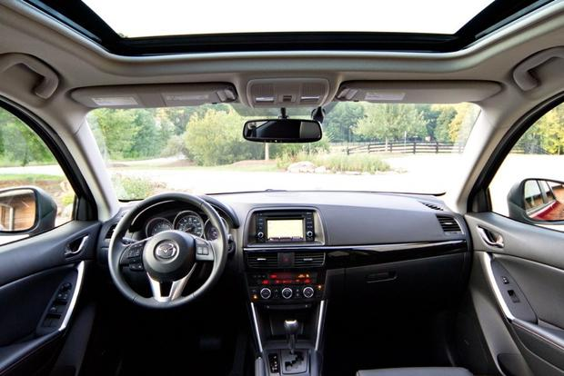 2013 Mazda CX-5: Luxury Car Amenities featured image large thumb0