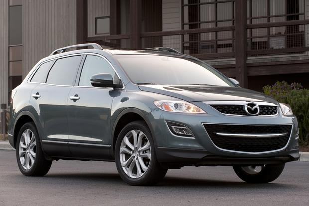 2012 mazda cx 9 new car review autotrader. Black Bedroom Furniture Sets. Home Design Ideas