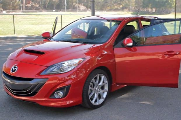 2012 Mazdaspeed3: New Car Review - Video featured image large thumb1