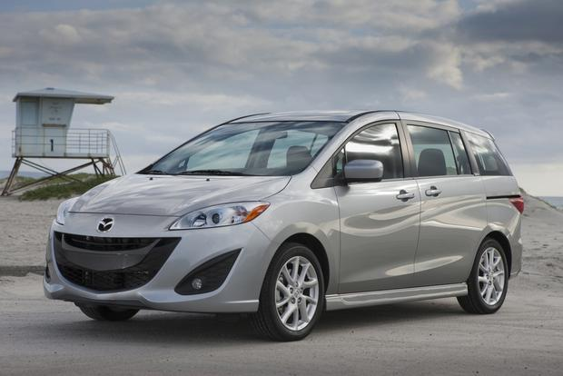 2012 Mazda5: New Car Review featured image large thumb0