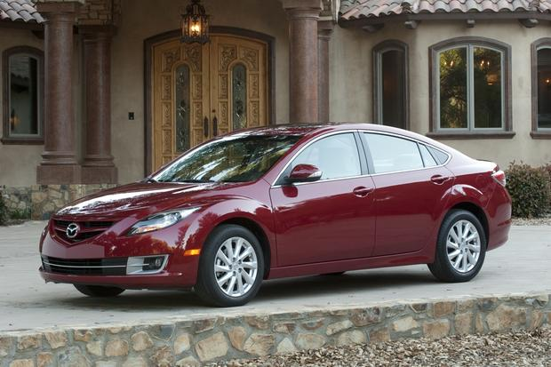 2012 Mazda6: New Car Review featured image large thumb0