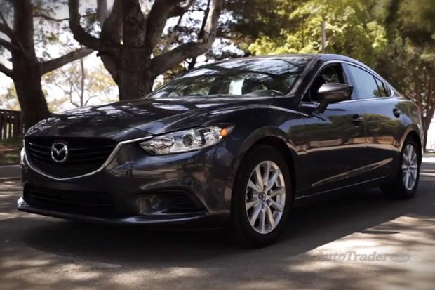 2014 Mazda6: New Car Review - Video featured image large thumb2