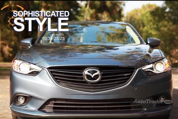 2014 Mazda6: 5 Reasons to Buy - Video featured image large thumb1