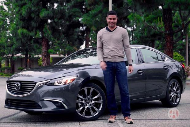 2017 Mazda6: 5 Reasons to Buy - Video featured image large thumb1