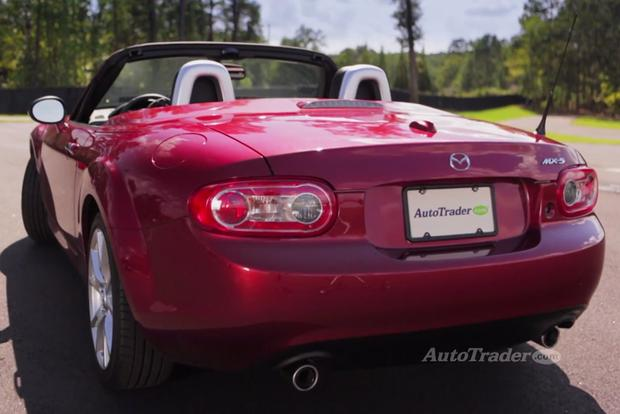 2014 Mazda MX-5 Miata: 5 Reasons to Buy - Video featured image large thumb1