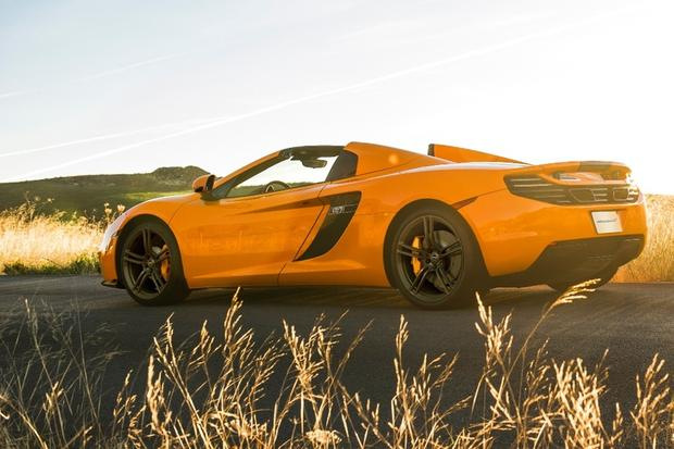 2014 McLaren MP4-12C Special Edition: Overview featured image large thumb0