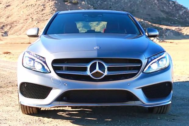 2015 Mercedes-Benz C-Class: 5 Reasons to Buy - Video featured image large thumb1