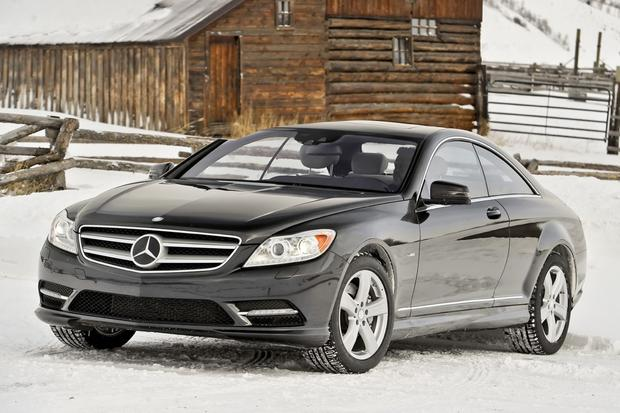 2012 Mercedes-Benz CL550: New Car Review featured image large thumb0