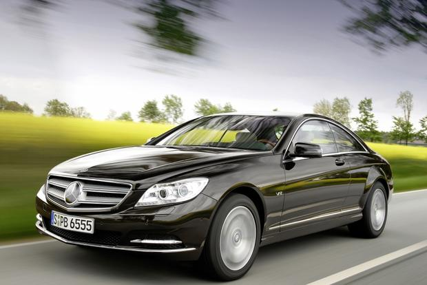2013 Mercedes-Benz CL600: Overview featured image large thumb0