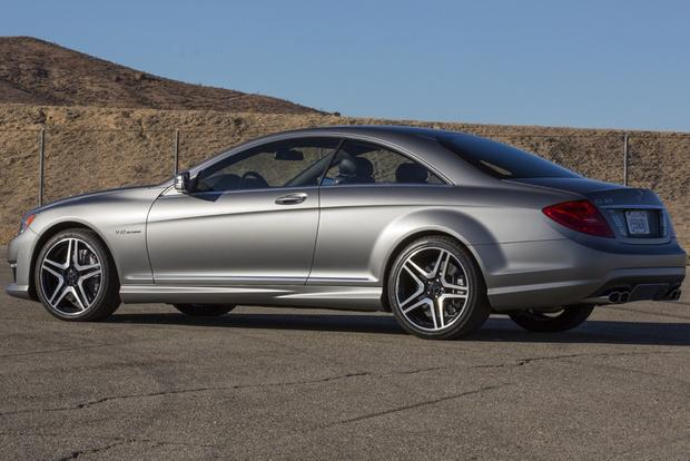 2013 mercedes benz cl65 amg overview autotrader for Mercedes benz cl65 amg coupe